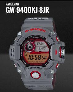 Casio G-Shock Earthwatch Rangeman GW-9400KJ-8JR
