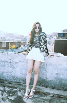 tumblr korean girl fashion