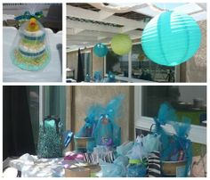 Boy Baby Shower Decorations – Three Top Notch Themes