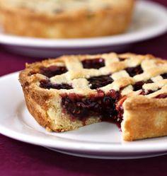 Linzertorte ou tarte de Linz