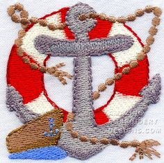 Amazing Embroidery Designs  anchor