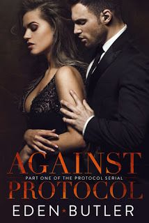 Lock That Door!: Against Protocol by Eden Butler Good Romance Books, Romance Authors, Any Book, Book 1, Contemporary Romance Novels, Fantasy Books To Read, Book Boyfriends, Romantic Movies, Book Fandoms