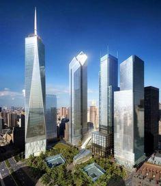 World Trade Center de Nueva York - Nueva York http://www.weplann.com/es/nueva-york
