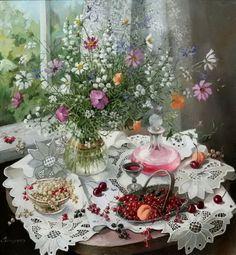 Gallery.ru / Фото #1 - Цветы и букеты 13 (Даценко Лидия) - shennon