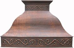 My favorate Handcrafted Copper Range Hood with High CFM Vent Kitchen Hoods, Copper Kitchen, Antique Copper, Kitchen Decor, Vase, Antiques, Amazon, Decoration, Home Decor