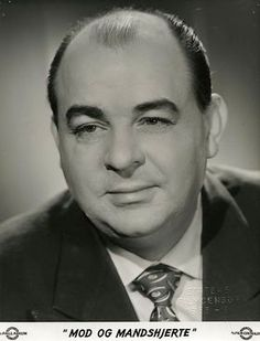 "Sejr Volmar-Sorensen, author of ""Dansevise"", winner song of the Eurovision Song Contest 1963"