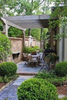 Nice 40 Beauty Small Backyard Decorating Ideas