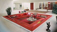 Detailed Guide on Designing A Mid-Century Modern Living Room