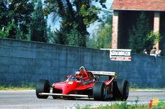 Gilles Villeneuve - Imola