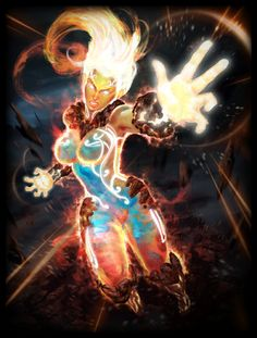 Sol - Official SMITE Wiki