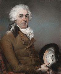 Portrait of George de Ligne Gregory, John Russell, 1793