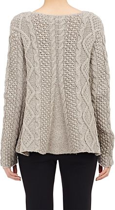 Co Trapeze Sweater - Sweaters - 503992453