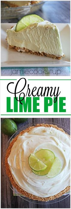 I have to admit to being on the fence about what to name this delicious pie, my friends. It's kind of a cross between a fluffy version of Key Lime Pie and a No Bake Lime Cheesecake. What can …