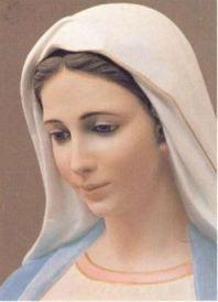 Virgen Maria de Medjugorge