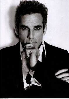 Ben Stiller - purely for The Secret Life of Walter Mitty - Acting + Direction