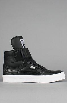 9ab2ac8be848 The Sky Hi Sneakers in Black and White. Puma Sky Hi