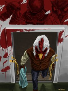 Those who hurts jacket by Chickhawk96 on DeviantArt