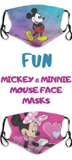 Protecting your face with a face mask is becoming increasingly necessary. Why not look cute while your wearing them? Here's some cute Mickey and Minnie Mouse face masks. Mouse Mask, Face Masks For Kids, Pet Dander, Costume Patterns, Mickey Minnie Mouse, Cute Halloween, Boy Or Girl, Baby Fever, American Flag