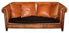 "JAMES ""FORD"" HUNIFORD'S PICK - Ralph Lauren Brompton Sofa Downtown Abbey Style - $3900."