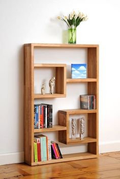 Simple bookshelf design ideas great design of bookshelf ideas agreeable bookshelf design ideas featuring diy unique . Diy Bookshelf Design, Simple Bookshelf, Unique Bookshelves, Bookshelf Ideas, Book Shelves, Bookshelf Decorating, Diy Bookcases, Bookshelf Makeover, Paneling Makeover