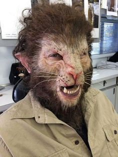 Klaustreich's Creature Makeup for Grimm by B2FX, lead by Academy Award winning make-up artist Barney Burman.