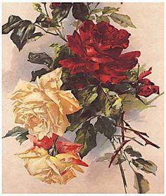 Roses Vintage Victorian