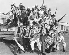 Seafair Pirates from the 70's!