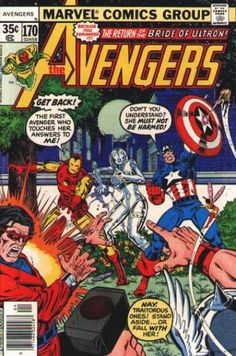 Wonder Man - Thor - George Perez