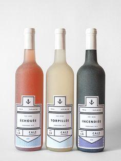 La Cale on Packaging Design Served