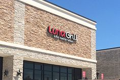 Experience a new twist on Mediterranean food in Flower Mound. Fresh gyros, kabobs, salads and more. Come in to Luna Grill today! #EATREAL