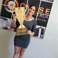 Laura #excelente #conductora  #APROBADA  #smile #fotoL