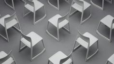Mickey & Johnny: vitra, Tip Top chair