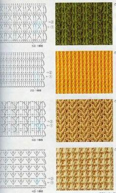 Victoria - hechos a mano Creaciones: Knitting - Planes e ideas