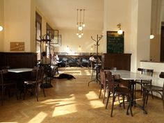 Cafes I Love: Kavarna Liberal, Prague from Adventurings - tales from urban bohemia