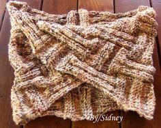 Cowl de crochet