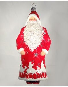 O'Hanlon Santa from Patricia Breen, $185.00