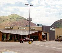 REI Store - Salt Lake City, Utah - Sporting Goods, Camping Gear