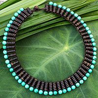 Forest Lagoon from @NOVICA, They help #artisans succeed worldwide.