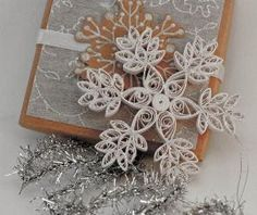 quilled snowflake by teri-71