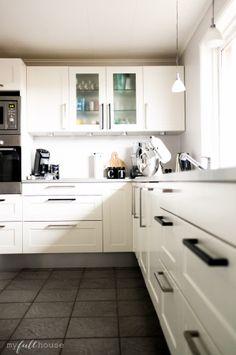 Cool My scandinavian kitchen white kitchen scandinavian interior