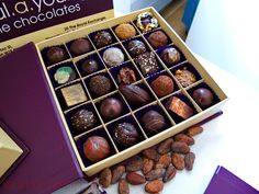 Cars & Life | Cars Fashion Lifestyle Blog: paul.a.young Fine Chocolates from Walpole British Luxury Press Day