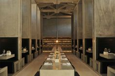 Workshop Palm Springs Crowned America's Top Restaurant Layout For 2013 | Interior Design inspirations and articles