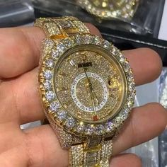 Diamond Watches For Men, Luxury Watches For Men, Expensive Watches, Expensive Jewelry, Elegant Watches, Stylish Watches, Luxury Jewelry, Modern Jewelry, Women Accessories