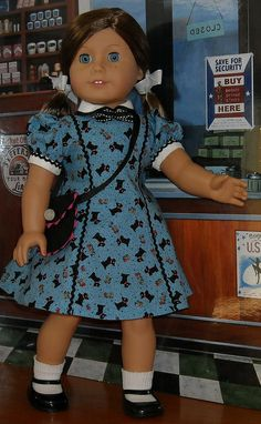 AG SCOTTIES 1 by Sugarloaf Doll Clothes, via Flickr