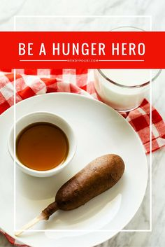 Check out these easy ways to fight childhood hunger and become a #HungerHero by partnering with Tyson! #ad