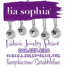 """Sarah L. Helms - CEO lia sophia - Fashion Jewelry Advisor"" by sassysaritah on Polyvore"