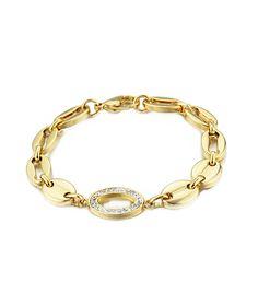 Rhianna Gold Plated Titanium Bracelet Plating, Bracelets, Gold, Jewelry, Jewels, Schmuck, Jewerly, Bracelet, Jewelery