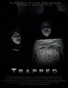 Trapped Ash and Lilith Poster