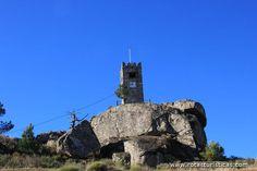 Torre do relógio - Sortelha - Aldeias típicas de Portugal