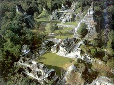 Amazing Tikal, Guatemala